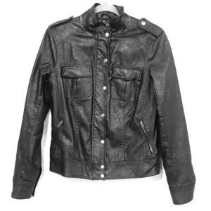 Urban Out. BDG Faux Leather Biker Moto Jacket
